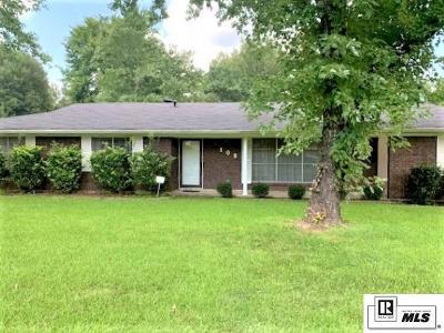 Monroe Single Family Home For Sale: 109 Jolly Roger Drive