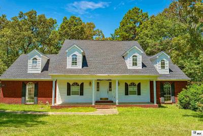 West Monroe Single Family Home For Sale: 1005 Comanche Trail