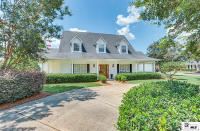 Monroe Single Family Home For Sale: 3811 Bayside Circle