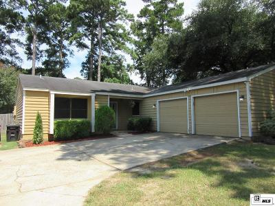 West Monroe Single Family Home For Sale: 305 Windridge Drive
