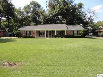 Monroe Single Family Home For Sale: 1203 Glenmar Avenue