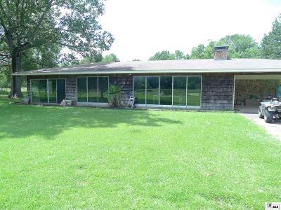 Monroe Single Family Home For Sale: 3129 Swartz Fairbanks Road