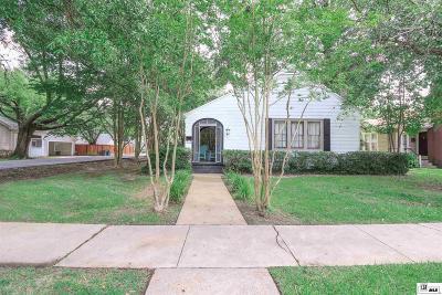 Monroe Single Family Home Pending Continue To Show: 610 Glenmar Avenue