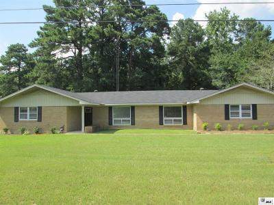 Grambling Single Family Home For Sale: 223 Webster Street