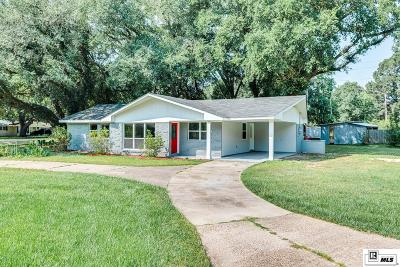 Monroe Single Family Home For Sale: 716 Guy Avenue