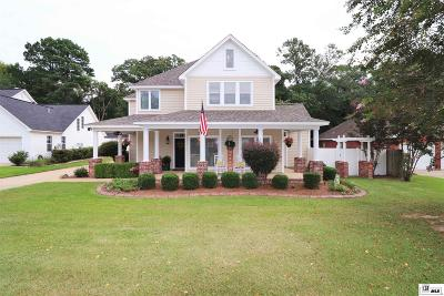 West Monroe Single Family Home For Sale: 127 Kate Circle
