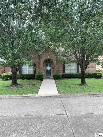 Single Family Home Active-Pending: 2319 Bocage Place