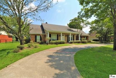 Monroe Single Family Home Active-Pending: 3367 Deborah Drive