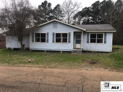 Ruston Single Family Home For Sale: 1418 Oakdale Street