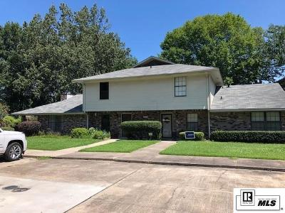 Monroe Single Family Home For Sale: 1800 Woodhaven Drive