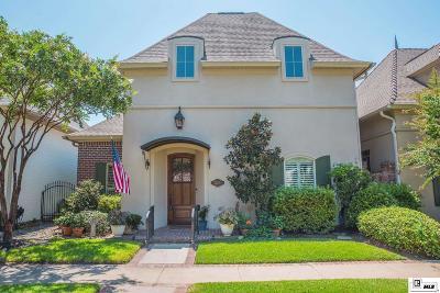 Monroe Single Family Home Active-Pending: 2504 Oak Alley Boulevard
