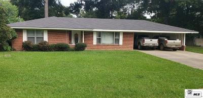 Monroe Single Family Home For Sale: 1401 Roselawn Avenue