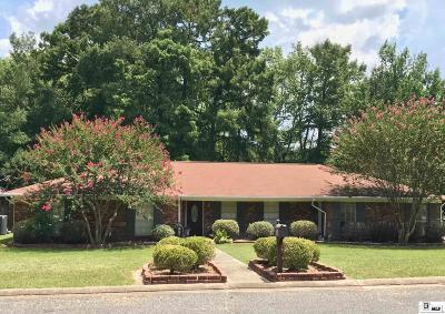 Monroe Single Family Home For Sale: 306 Warwick Drive