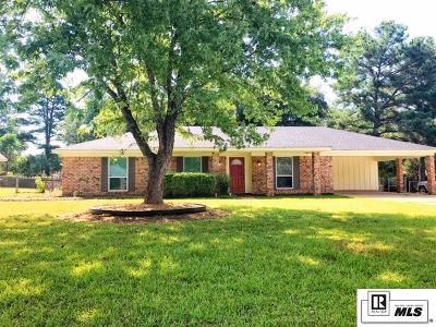 Monroe Single Family Home For Sale: 302 Lakewood Drive