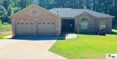 Single Family Home For Sale: 809 Rosewood Drive