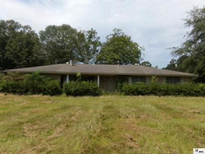 Downsville Single Family Home For Sale: 2078 Ruggs Bluff Road