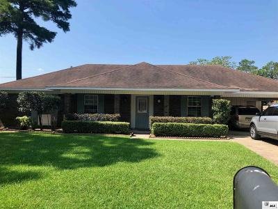 Monroe Single Family Home For Sale: 308 Pecan Bayou Drive