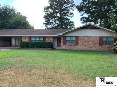 Single Family Home For Sale: 411 Chickasaw Drive