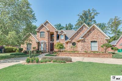 Single Family Home For Sale: 121 Eagle Rock Drive