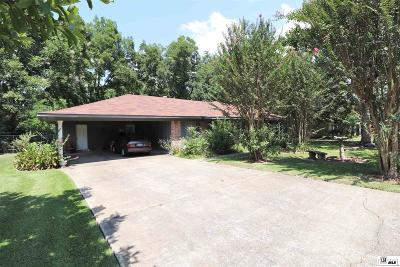 Monroe Single Family Home For Sale: 109 Silver Drive