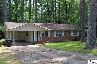 Single Family Home For Sale: 1505 Gordon Drive