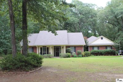 Monroe Single Family Home For Sale: 2262 Highway 139