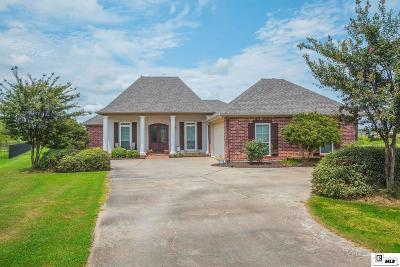 Monroe Single Family Home For Sale: 106 East Bend Place