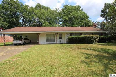 Monroe Single Family Home For Sale: 808 W Rimes Circle