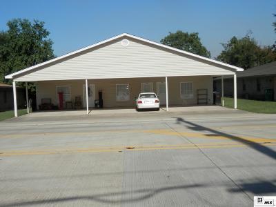 Monroe Multi Family Home For Sale: 4218 Old Sterlington Road