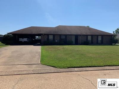 Monroe Single Family Home For Sale: 203 Holland Drive