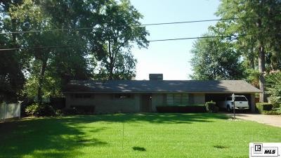 Monroe Single Family Home For Sale: 2207 Redwood Drive