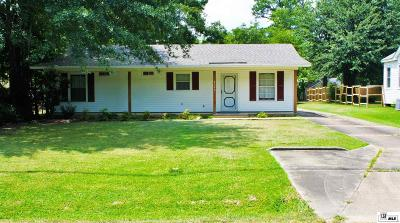 West Monroe Single Family Home For Sale: 2505 N 8th Street