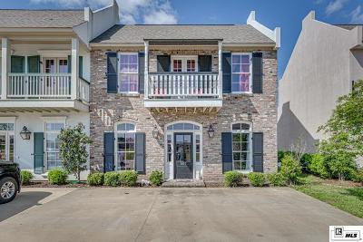 Condo/Townhouse For Sale: 507 Cliff Bullock Drive
