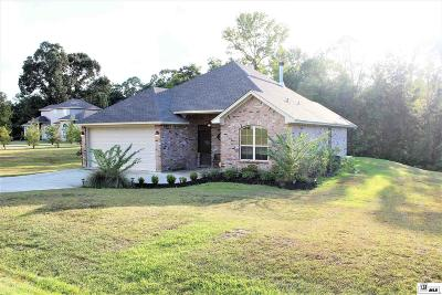 West Monroe Single Family Home New Listing: 121 Estates Drive