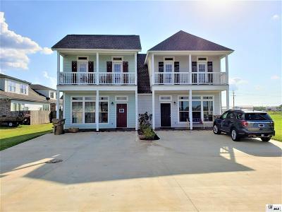 Condo/Townhouse For Sale: 601 & 603 Cliff Bullock Drive