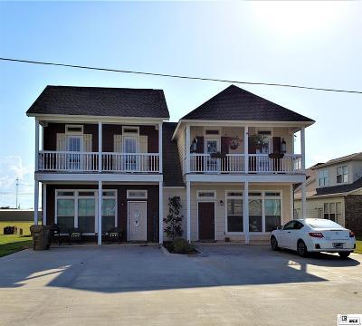 Condo/Townhouse For Sale: 525 & 527 Cliff Bullock Drive