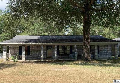 West Monroe Single Family Home New Listing: 244 Charles Rawls Road