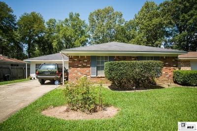 Monroe Single Family Home New Listing: 536 Birchwood Drive