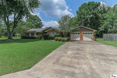 Monroe Single Family Home New Listing: 6423 Mosswood Drive