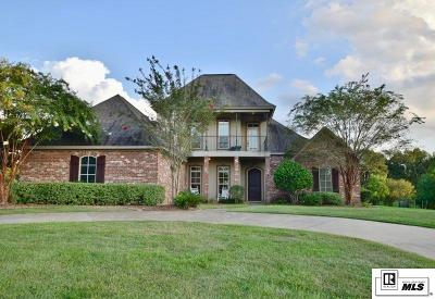 West Monroe Single Family Home New Listing: 105 Chason Lane