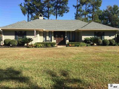 Monroe Single Family Home New Listing: 2306 Pinehurst Drive