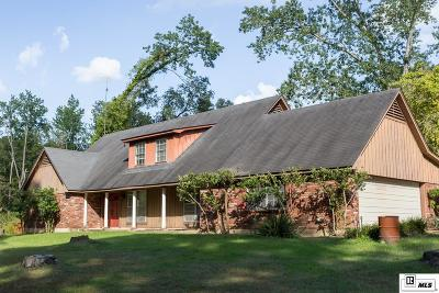Ruston Single Family Home For Sale: 334 Hodges Road