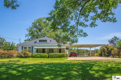 Downsville Single Family Home New Listing: 701 Vic Allen Road