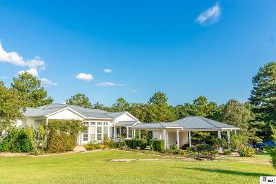 Jonesboro Single Family Home New Listing: 148 Ed Peevy Road