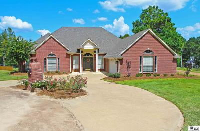 West Monroe Single Family Home New Listing: 105 Country Way