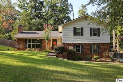 Single Family Home For Sale: 603 Brookwood Drive