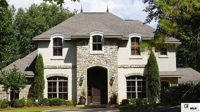 Ruston Single Family Home For Sale: 180 Jefferson Oaks Drive