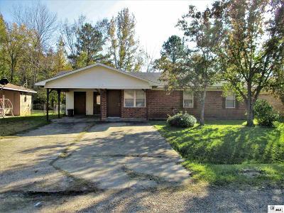 Monroe Multi Family Home New Listing: 112 Pecan Lake Estates