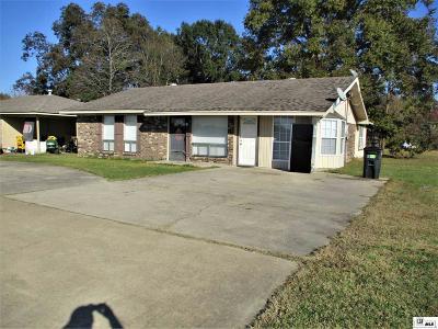 Monroe Multi Family Home New Listing: 1550 Highway 594