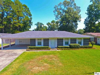 Monroe Single Family Home New Listing: 2102 Sara Street